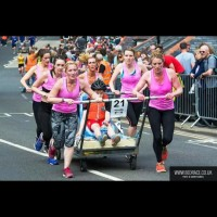 2015 Bed Race 12